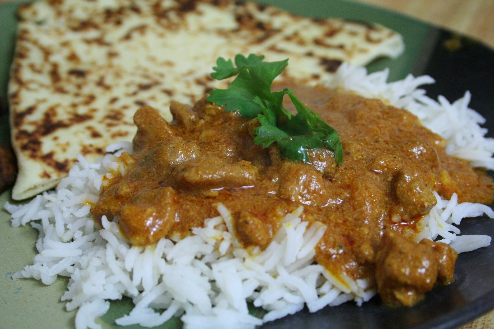 Slow Cooker Butter Chicken – Vegetarian Substitute Tofu ...