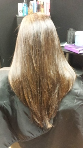 After Brazilian Blowout