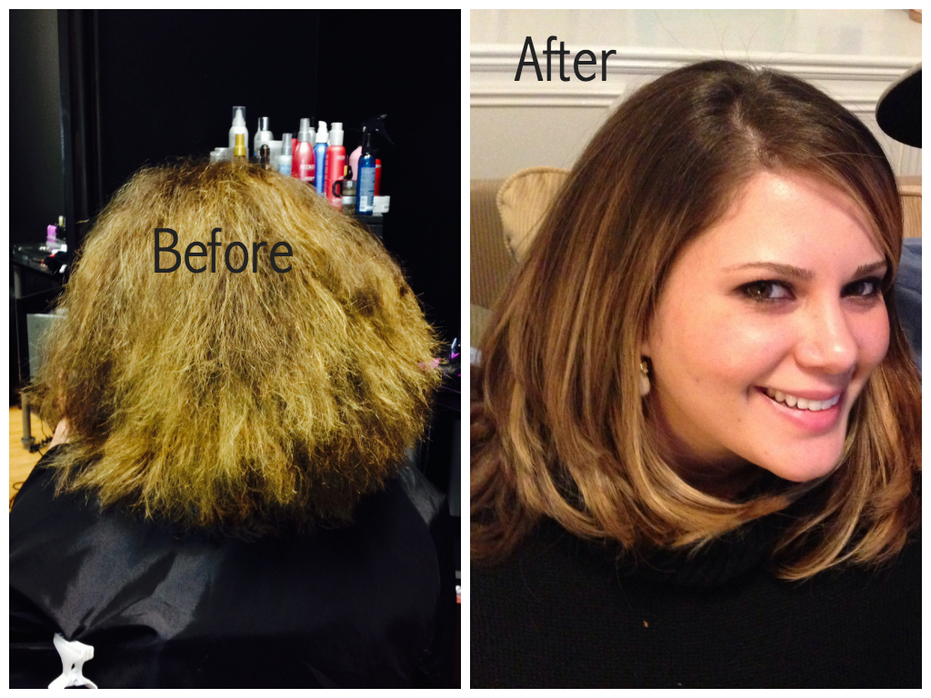 Brazilian Blowout Exposed The Furry Couch